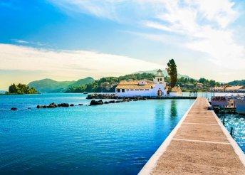Egyhetes vakáció Görögországban