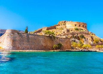 Krétai vakáció az Agrabella***-ban all inclusive ellátással és repülőjeggyel 1 főnek