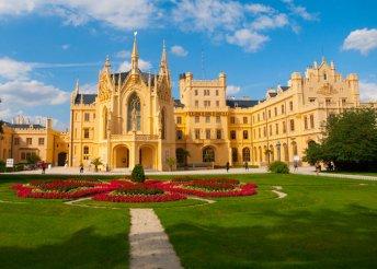 Cseh kastélyok és Bécs – 4 napos utazás 3*-os szállással