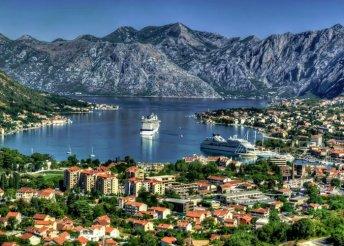 Montenegró, a mediterrán csoda felfedezése – 6 napos utazás félpanzióval