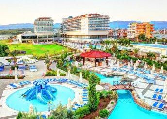 Ötcsillagos luxusnyaralás a török riviérán