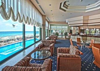 8 nap Alanyában, repülővel, all inclusive ellátással, az Aska Just In Beach***** hotelben