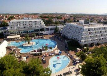 Egy hét Dalmáciában, a Hotel Olympia****-ban félpanzióval