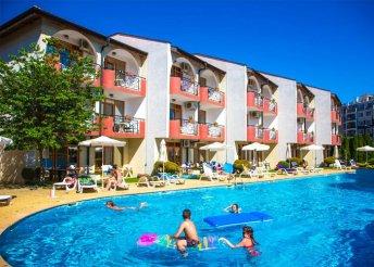 8 nap Naposparton, repülőjeggyel, all inclusive ellátással, a Sunrise Family Resortban***