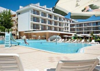 8 nap Naposparton, repülővel, all inclusive ellátással, a Mercury Hotelben****