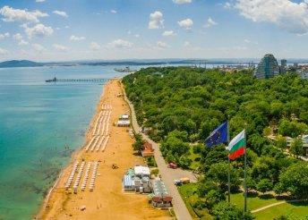 Aktív pihenés a Fekete-tenger partján