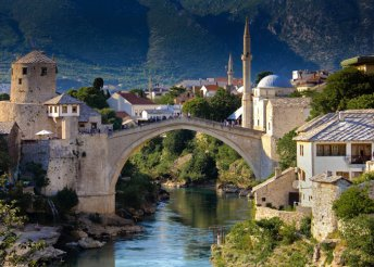 3 nap busszal Boszniában, szállással és félpanzióval