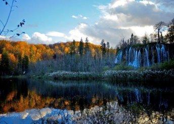 Plitvicei-tavak és Dalmácia – 5 nap 3*-os szállással, utazással