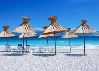 Fürdőzés a Krk-szigeten - 4 nap félpanzióval, busszal, programokkal