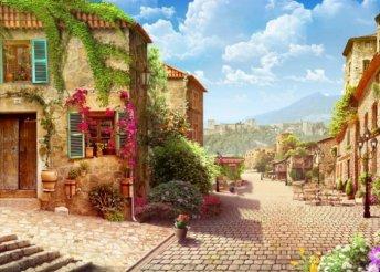 Umbria és Toszkána gyöngyszemei