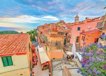 Elba szigete mesés kalandra hív – 6 nap, 3-4*-os szállás, reggeli és utazás