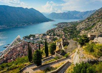 Montenegrói nyár és Albánia kincsei