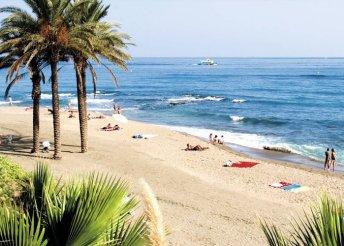 Spanyol tengerparti relaxálás a Hotel San Fermin***-ben