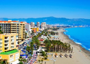 Costa Del Sol-i, 4-csillagos álomnyaralás