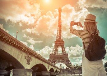 Kalandos városnézés a francia fővárosban