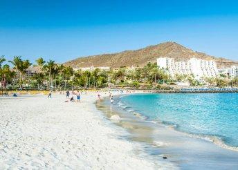 Felhőtlen hét Gran Canarián, a Hotel Rey Carlos***-ban, félpanzió és repülőjegy