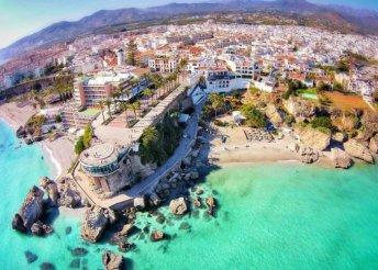 A felülmúlhatatlan Andalúzia – 8 napos körutazás 2 főnek, szállással, repülőjeggyel