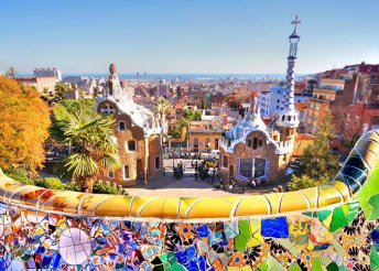Barcelonai városlátogatás 2 főnek – 5 nap repülős utazással