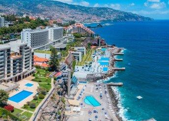 Mesébe illő Madeira - 8 nap 1 főnek 4*-os hotelben, félpanzió és repülőjegy