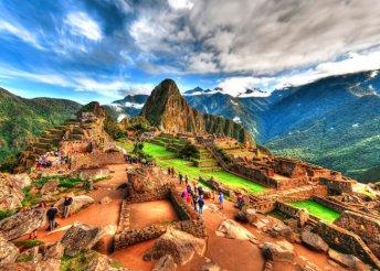 Két hetes páratlan élmény Peruban 1 személy részére