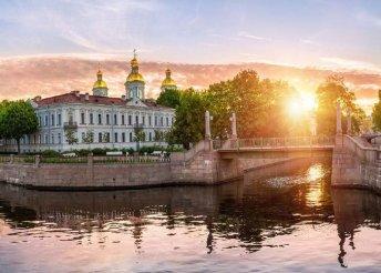 Vár rád a páratlan Oroszország - 6 napos körutazás 1 személy részére