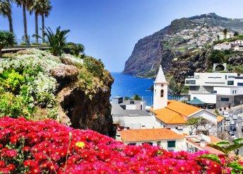 Portugál körutazás 2 személy részére repülővel, reggelis ellátással