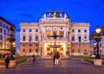 Őszi kirándulás az egykori koronázóvárosba - egy napos utazás Pozsonyba