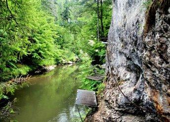 Vár a Hernád és a Szlovák Paradicsom