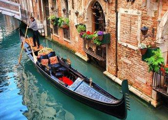 Vár Velence, a lagúnák városa, és Szent Antal városa, Padova, 3 nap félpanzióval, buszos utazással