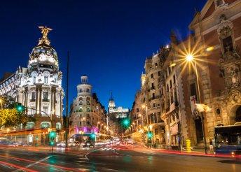 8 napos körutazás Spanyolországban repülőjeggyel, illetékkel, idegenvezetéssel