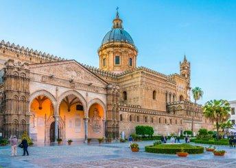 Földközi-tengeri szigetek: Málta, Szicília