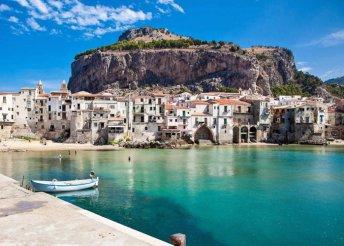 Dél-olaszországi kalandok Szicíliában - 11 nap reggelivel, buszos utazással, hajójegyekkel