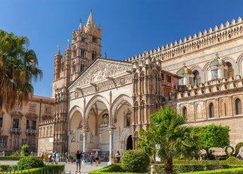 Dél-olaszországi kalandok Szicíliában