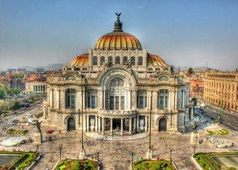 14 nap Mexikóban - utazással, belépőkkel és idegenvezetéssel