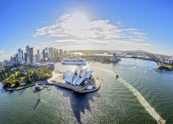 Ausztrália és Új-Zéland csodái