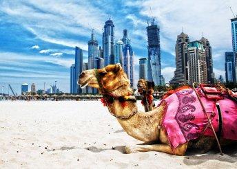 Luxus és csillogás Dubajban és Ománban