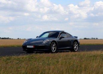 Porsche, Mustang, Lotus a Hungaroringen