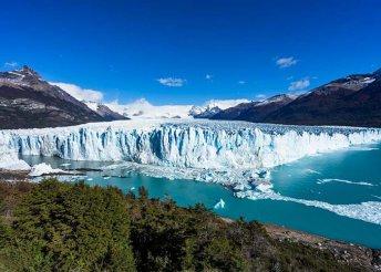 Utazás Argentínába, Patagóniába, a Tűzföldre