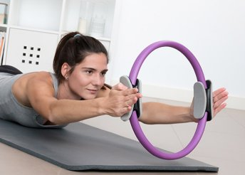 InnovaGoods pilates gyűrű