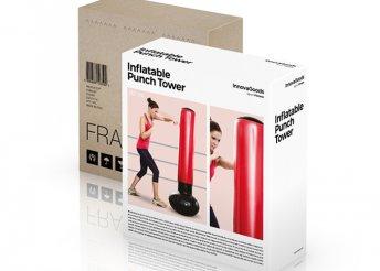InnovaGoods felfújható álló bokszzsák