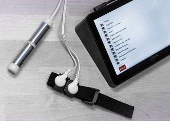 Frekvenciaterápiás kezelés EWS készülékkel
