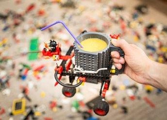 Különleges LEGO bögre