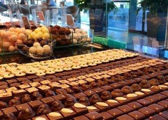 Csokigyár-látogatás, Eisenstadt-i séták