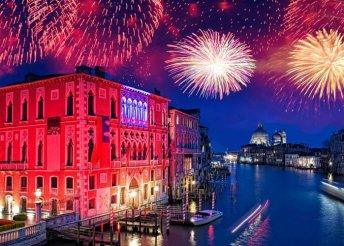 Szilveszter Velencében, a lagúnák városában