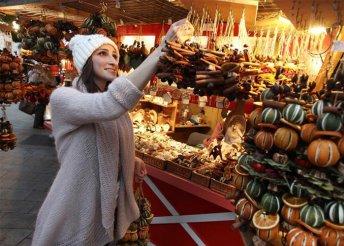 Advent Pozsonyban és a Kittsee csokigyár