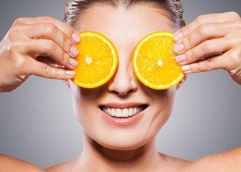 Rádiófrekvenciás arcfiatalítás C-vitaminnal