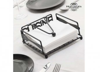Bravissima Kitchen Cuisine szalvétatartó
