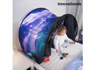 InnovaGoods Gadget Kids ágyra szerelhető sátor