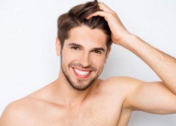 Homlokránctalanító kezelés férfiaknak