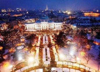 Karácsonyi vásár Bécsben, útközben csokigyár látogatással és buszos/gyalogos városnézéssel 1 fő részére